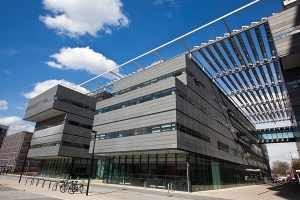 Alan Turing building, The University of Manchester, UK